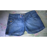 Short Jeans Disparatte, Tam 38