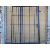 Puertas Rejas De Malla Reforzada..