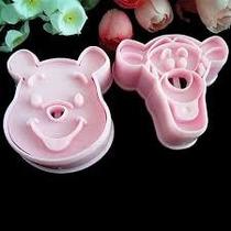 Cortadores De Galletas Winnie Pooh
