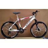 Bicicleta Gts M1 Advanced - Freio A Disco - Câmbios Shimano