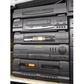 Conjto 4 X1 Gradiente Avanti At-80 - C/ Cd-player+ T.disco