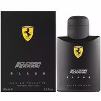 Perfume Importado Ferrari Black 125ml Pronta Entrega!