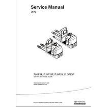 Manuales De Servicio Para Montacargas Y Plataformas