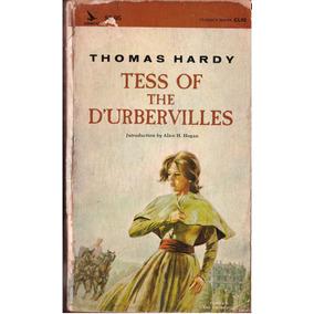 Livro Em Inglês - Tess Of The Durbervilles Thomas Hardy