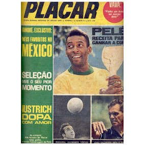 Revistas Placar Digitalizadas 1970-2017 Á R$ 2,00 Cada