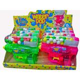 8 Pistolas Lanza Agua Water Pop C/confites La Golosineria