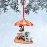 Frozen Olaf Enfeite Árvore Natal Original Disney St No Br