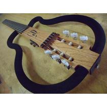 Original Violão Ramá Vazado 2016 Luthier Silent Guitar