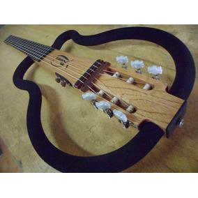 Original Violão Rama Vazado Luthier Silent Guitar Folk