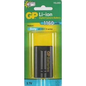 Batería Gp Vsl003 Li-ion 3.7v 1160 Mah Sony Np-fs11 Series