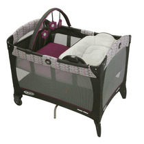 Cuna Corral Graco Reversible Napper & Changer
