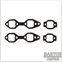 Junta Col Escap Gm S10 Blazer Vortec 4.3 V6 Gas