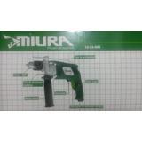 Taladro Percutor 3/8 10mm Miura