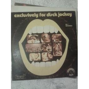 Vinilo Disco Lp Para Disc Jockeys