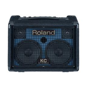 Amplificador Para Teclados Boss Kc-110 Preto 30w Com Efeitos