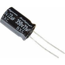 Capacitor Eletrolítico 22uf 350v