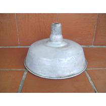 Plafon Grande Antiguo De Aluminio