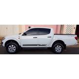 Adesivo Lateral L200 Triton Mitsubishi Faixa Pick-up