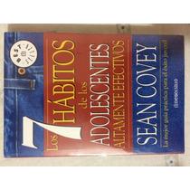 Libro Siete Habitos Adolescentes Altamente Efectivos