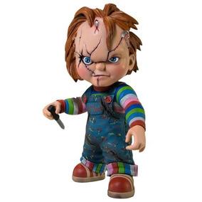 Chucky O Brinquedo Assassino Mezco Figura Colecionador Filme