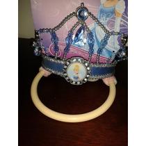 Coronas Princesas Disney Cenicienta Y Bella Princesas