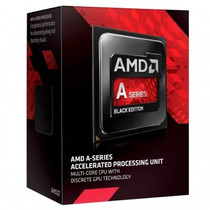 Processador Amd Black Edition A8-7650k Fm2+ 4 Núcleo/core
