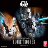 Clone Trooper Maqueta Star Wars 1/12 Nueva Japonesa Bandai