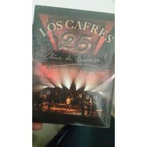 Dvd Los Cafres 25 Años