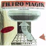 Filtro Para Exaustor Universal Suggar 79x59cm 3 Unidades