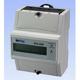 Medidor Bifásico 110/220v 60 Hz 80a 2 Fases E Neutro