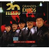 Pesado Antologia 20 Aniversario Deluxe 3 Cd S + 2 Dvd