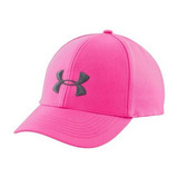 Under Armour Big Logo Gorra Dama Ajustable