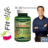 Pure Garcinia Cambogia 3000 95%hca Dr Oz Herbal Youth