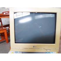 Monitor Lg 12 Pol. Mod. Flatron Ez T530s - Usado