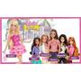 Coleção 06 Bonecas Barbie Dreamhouse Originais Articuladas