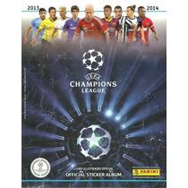 Álbum Uefa Champions League 2013/2014 - Faltam 90 Cromos