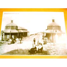 Foto Antigua De Buenos Aires Muelle De Pasajeros Año 1880