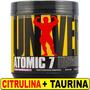-20% Aminoacidos Bcaa Atomic 7 Universal 412 Gramos Recupero