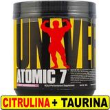 Aminoacidos Bcaa Atomic 7 Universal 412 Grs Recupero Dieta