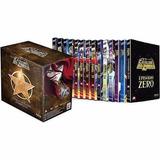 Box Dvd Os Cavaleiros Do Zodíaco - A Saga De Hades Original