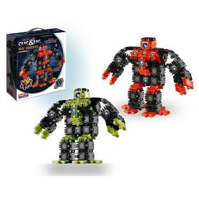 Minibot - Coleção Clic Lig