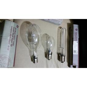 Lámparas De Halógeno Y Vapor De Sodio