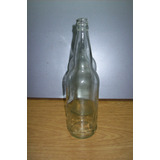 Botella Vacia 1 Litro Vidrio Transparente Cerveza Artesanal