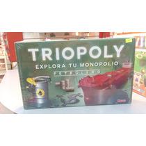 Juego De Mesa Triopoly Tu Monopolio Petrolero Nupro Games