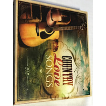 Country Love Songs 3 Cd