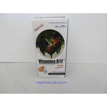 Super Vitamina B12 5500 100 Codigo Rojo