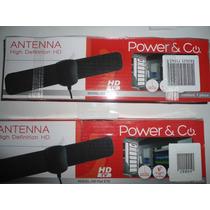 Antena Hd Para Tv Lcd Cable Coaxial