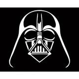 Star Wars Darth Vader 4 Alto Casco Decal Sticker Para El Or