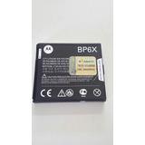 Bateria Motorola Bp6x A953 Milestone 2 A855 100% Original
