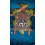Reloj Cucu Original De La Selva Negra Completos Para Reparar